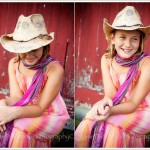 A Little Bit Country | Child Photographer | Northern Indiana