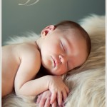 Sleeping Beauty…  |  Newborn Photographer  |  Bergen County, New Jersey