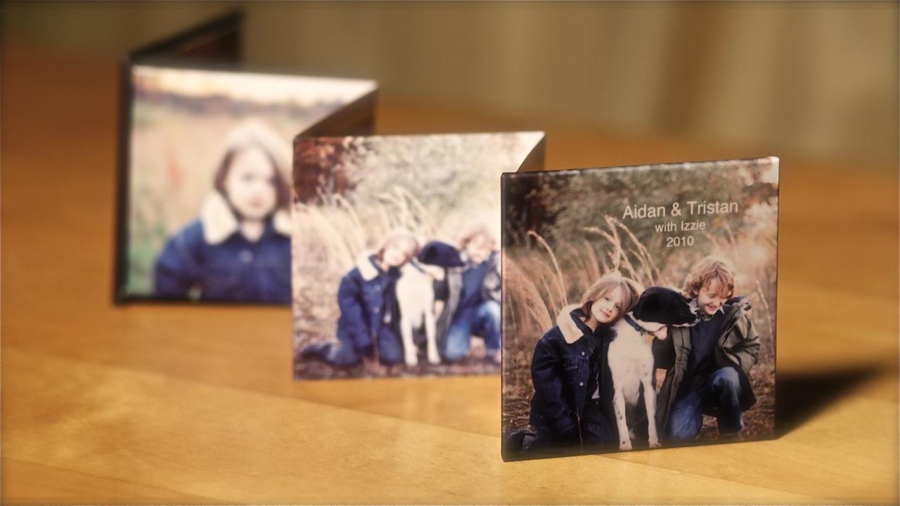 Mini-Accordian Album - NJ Child Photographer