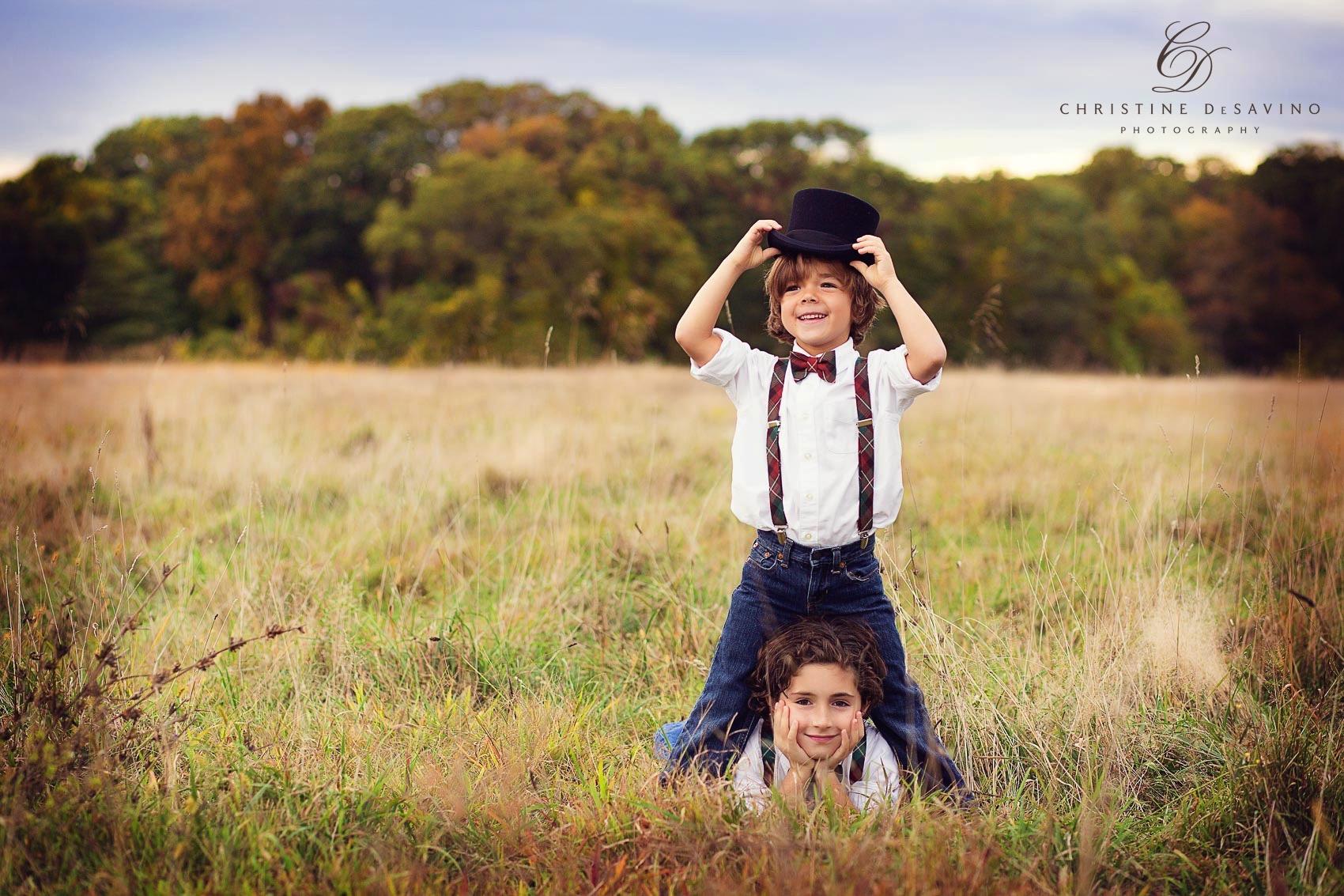 NJ NY Child Autumn Fall Photographer