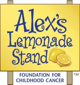 Christine DeSavino Photography's donation page to Alex's Lemonade Stand Foundation