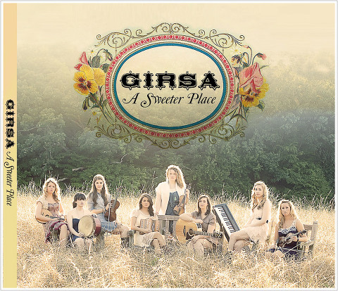 Girsa ~ A Sweeter Place Album cover - NY/NJ Photographer