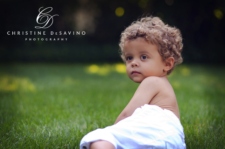 NJ Children's Photographer - Christine DeSavino Photography