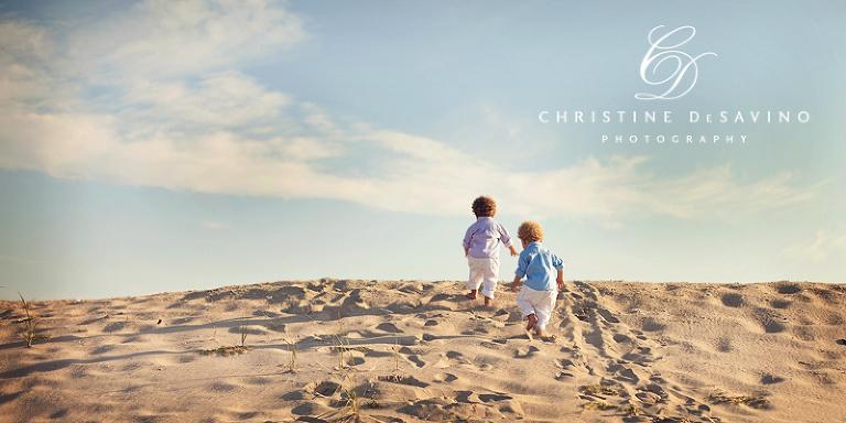 NJ Beach Photographer - Christine DeSavino Photography